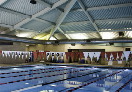 Write a review la city for Cleveland high school swimming pool